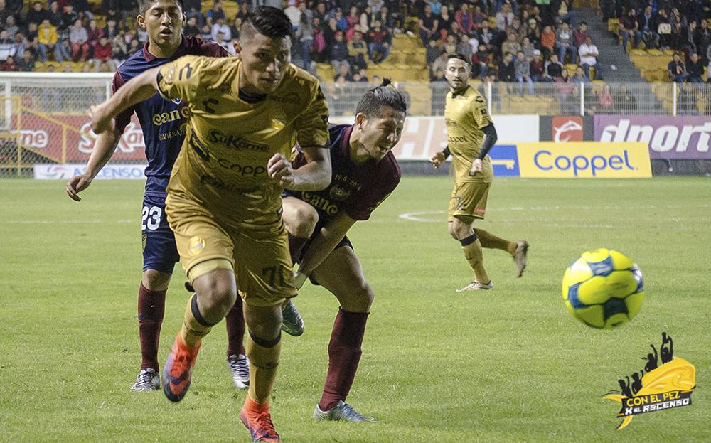 Dorados 2-4 Atlante | Fecha 4 ASCENSO MX