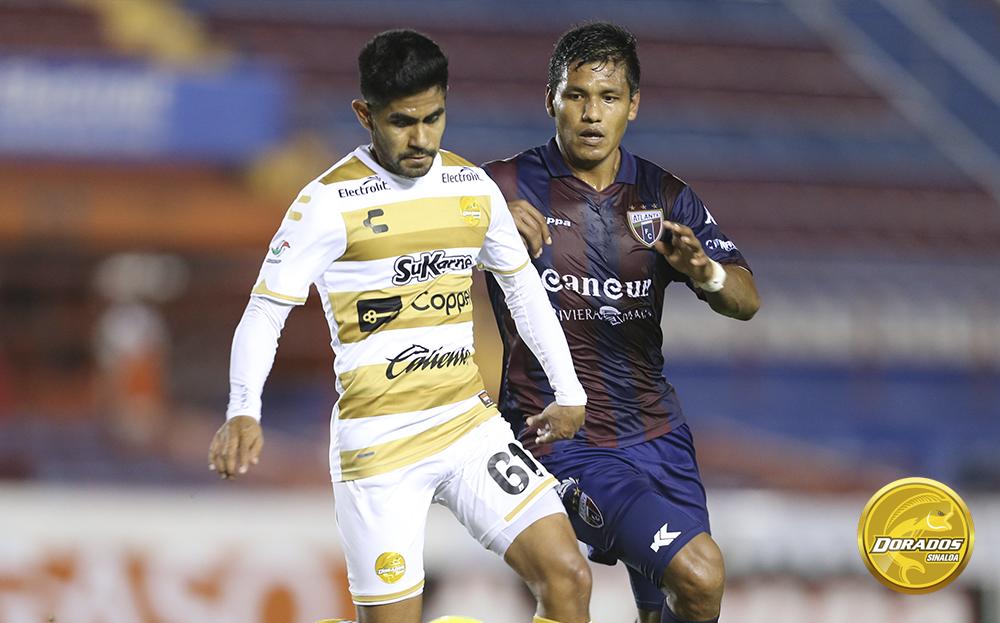 Fecha 8 | Atlante 0-2 Dorados