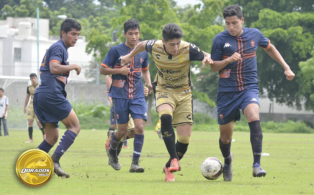 Dorados 3-2 San Pedro   Segunda División