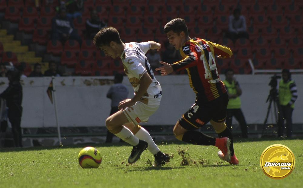 Fecha 4 | UdeG 0-2 Dorados