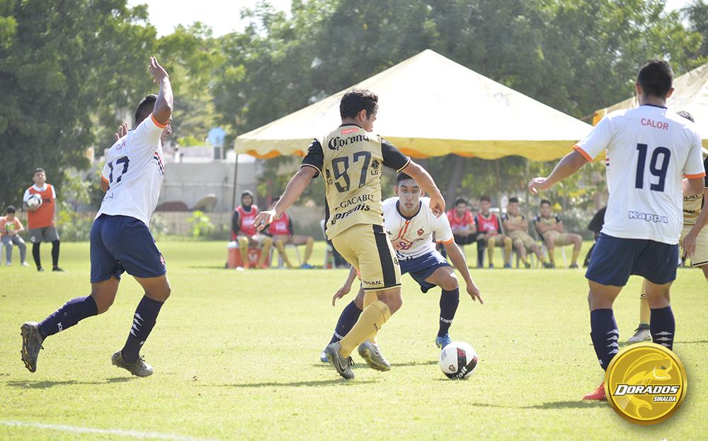 Dorados 0-0 San Pedro | Segunda División Fecha 7