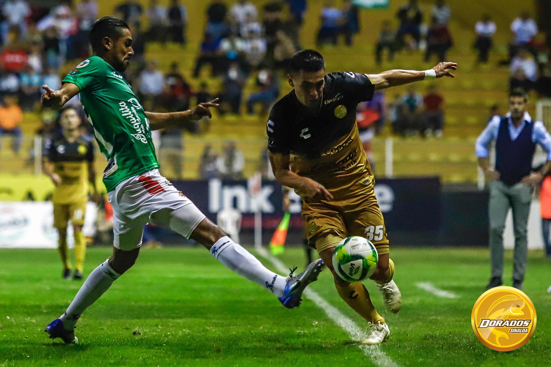 Dorados 4-0 Alebrijes