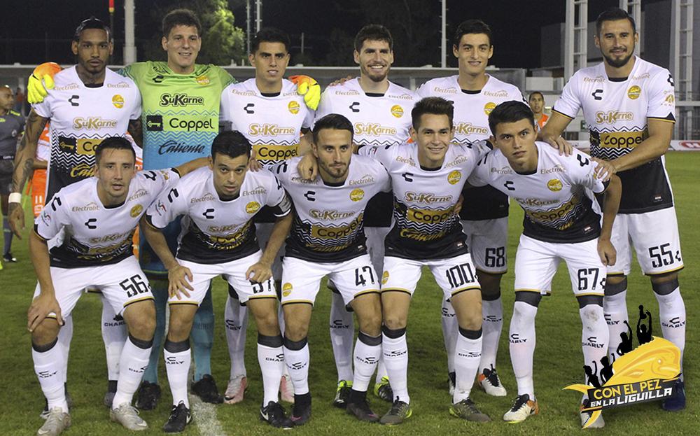 Correcaminos 0-1 Dorados