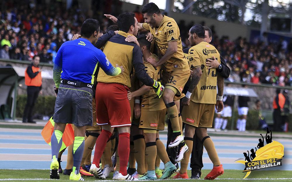 Potros UAEM 3-3 Dorados | Vueltas Cuartos de Final
