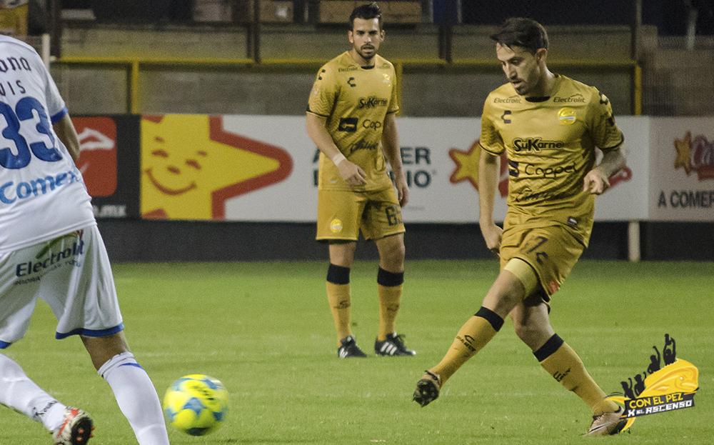Dorados 1-0 Celaya | Fecha 8 ASCENSO Bancomer MX