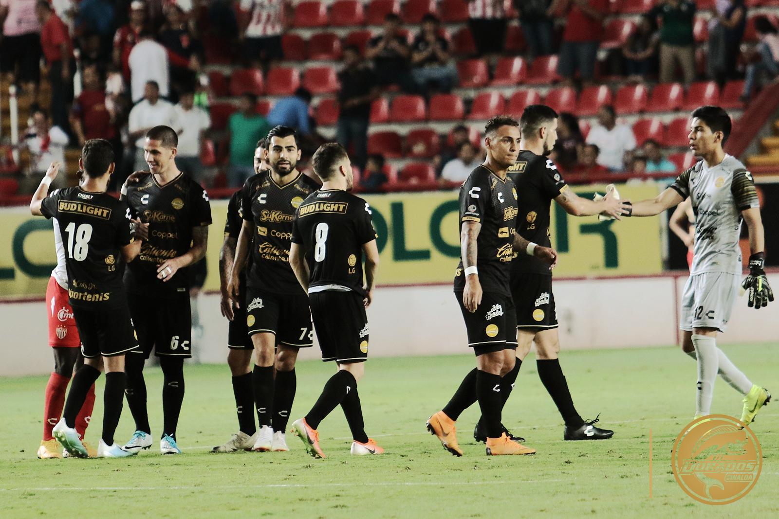 Necaxa 2-2 Dorados | J3 Copa MX