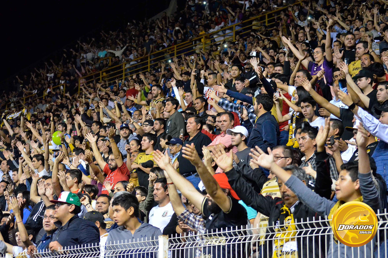 Dorados 1-0 San Luis | Ida Final