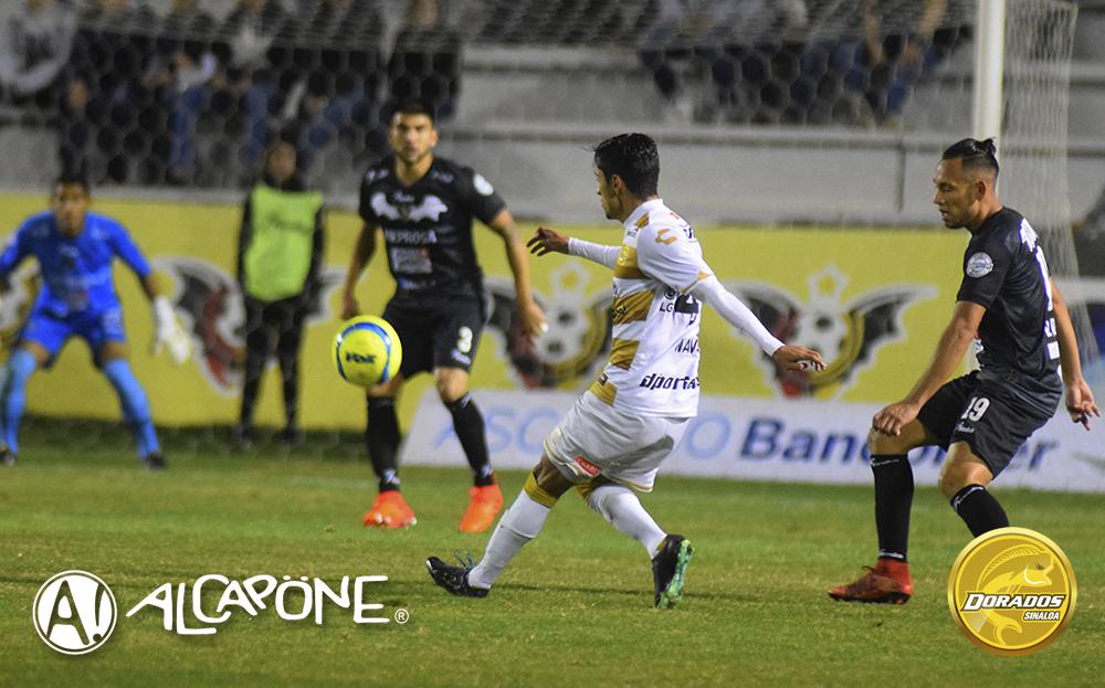 Fecha 10 | Murciélagos 0-2 Dorados