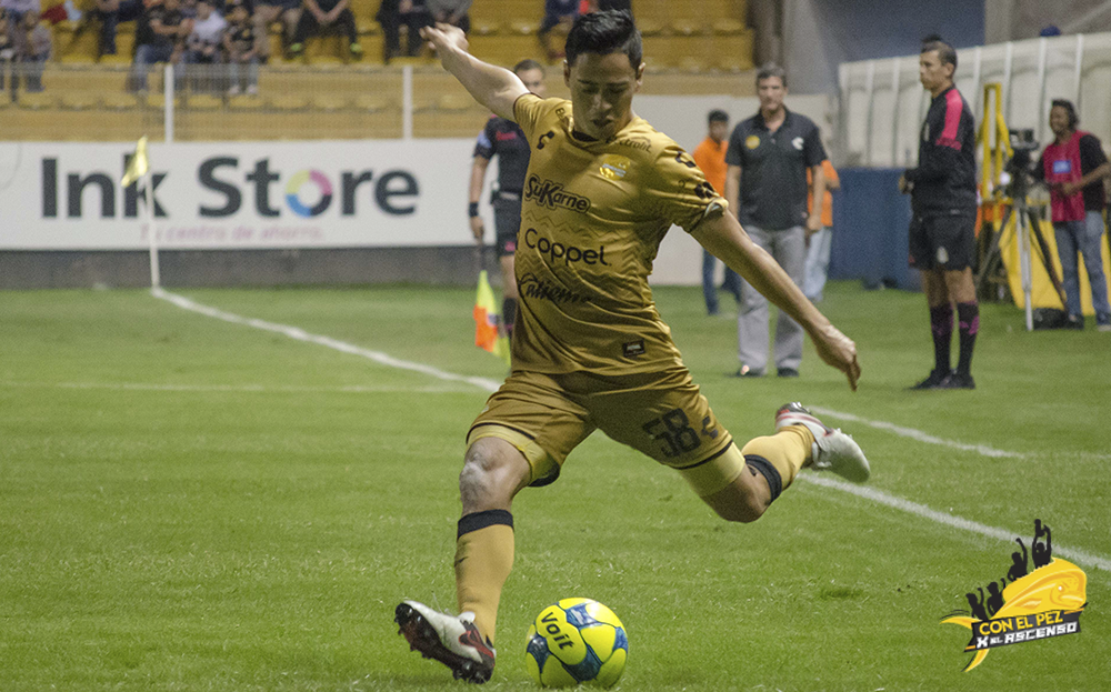Dorados 1-1 Zacatepec | Fecha 2
