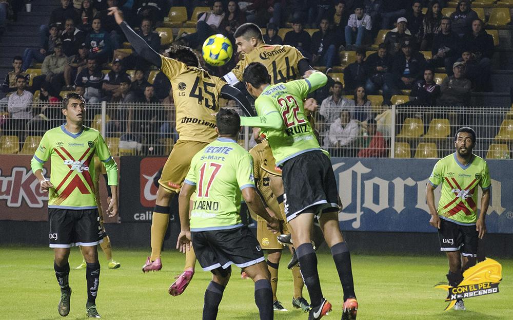Dorados 1-2 Juárez | Juego 1 Copa Corona MX