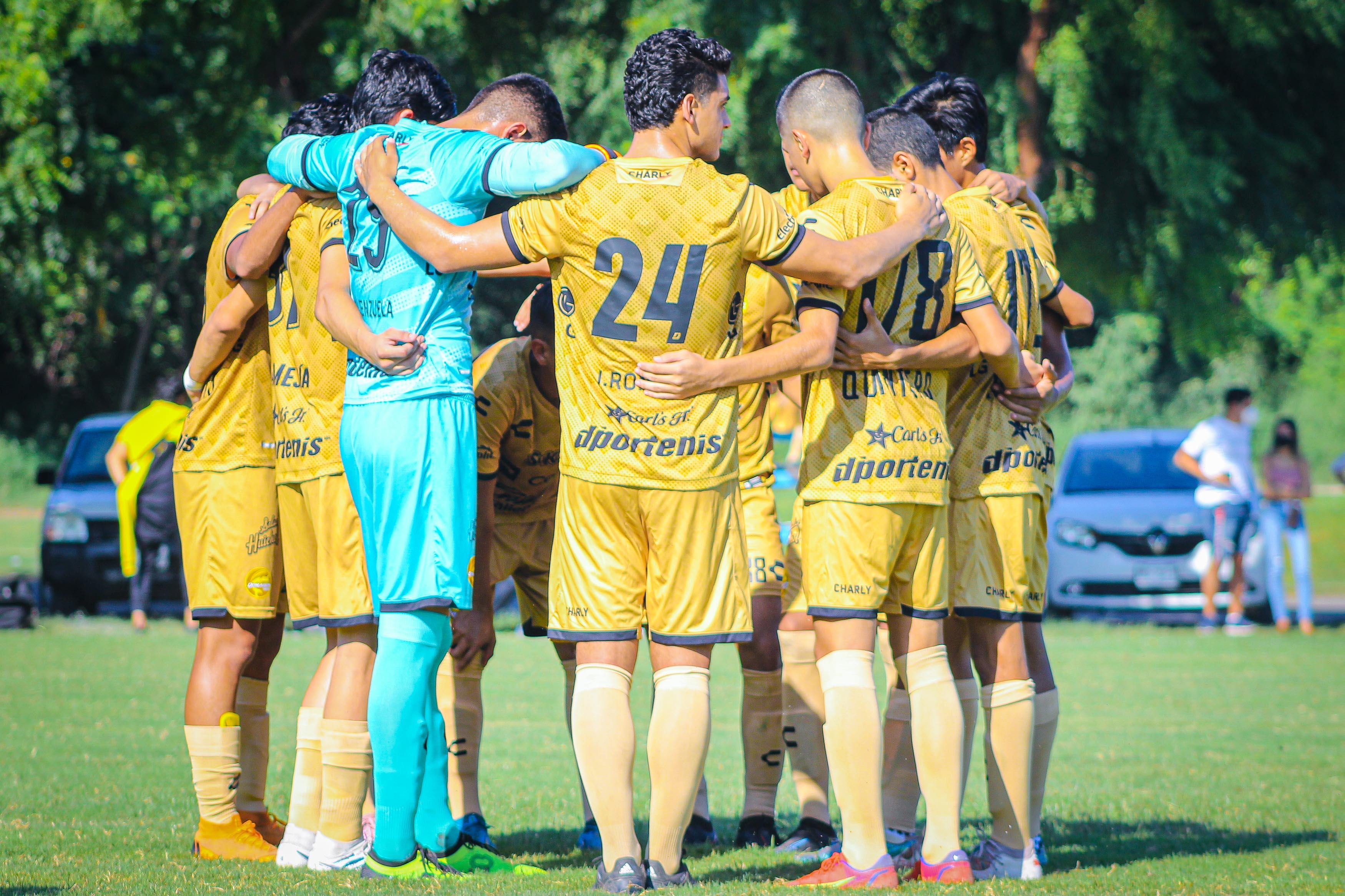 LIGA TDP   DORADOS VS CORAS FC