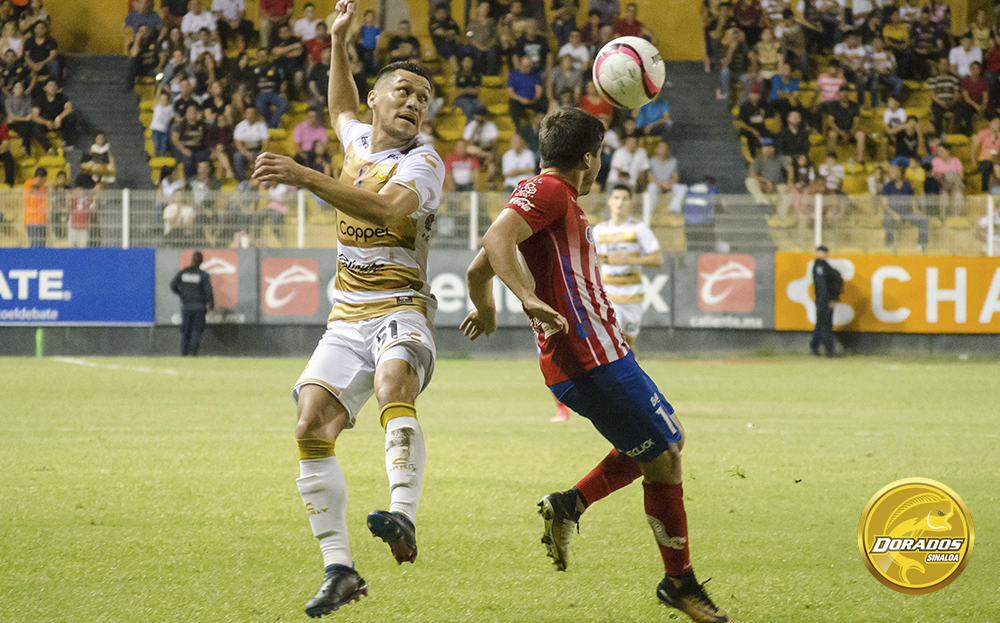Dorados 3-1 San Luis