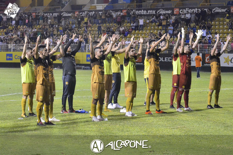 Dorados 2-1 TM Fútbol Club