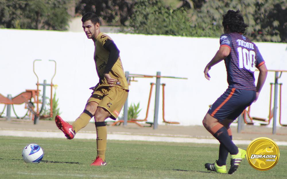 Liga Premier | Dorados 4-1 UAT