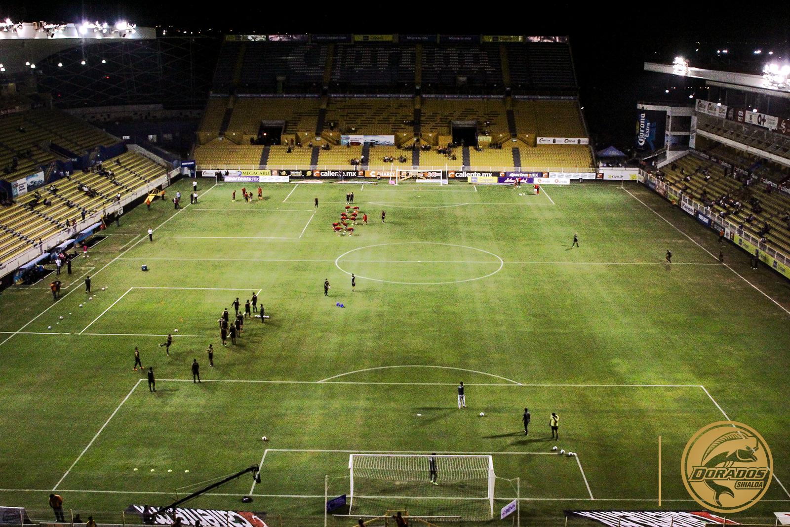 Dorados 0-0 Atlante | Fecha 10