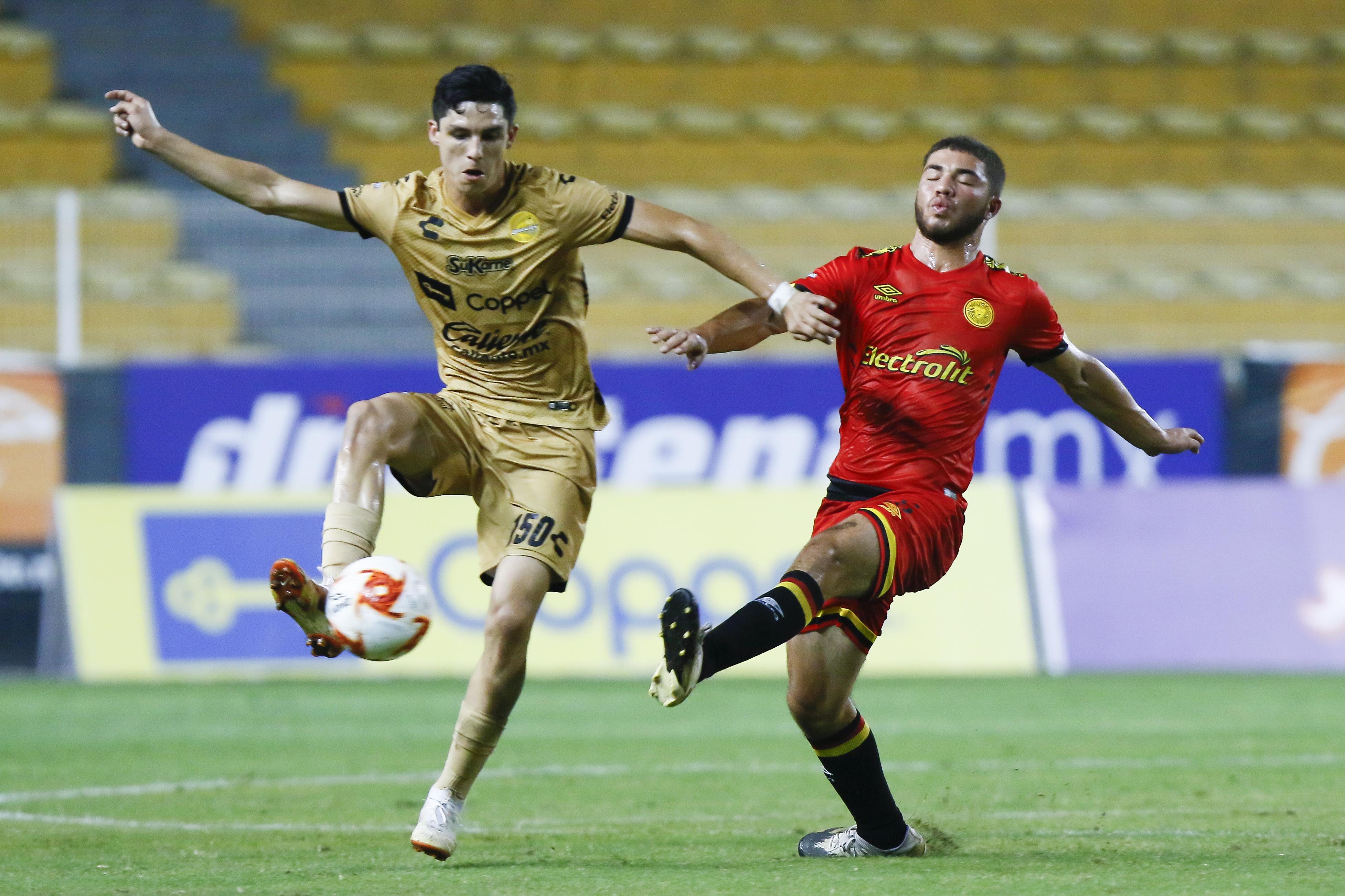 Dorados 3-2 Leones Negros
