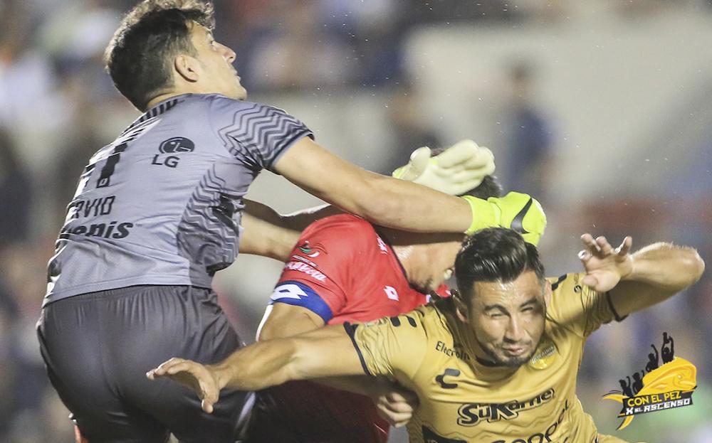 Cimarrones 1-5 Dorados | Fecha 11 ASCENSO Bancomer MX