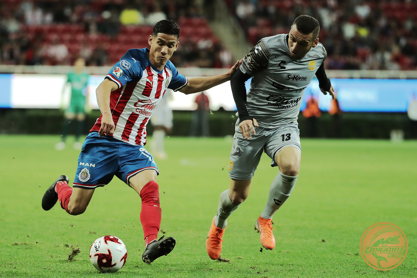 Chivas 1-2 Dorados   Ida 8vos