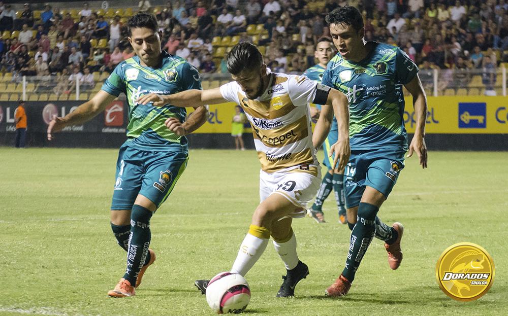 Dorados 3-2 Potros UAEM | Fecha 1 ASCENSO Bancomer MX