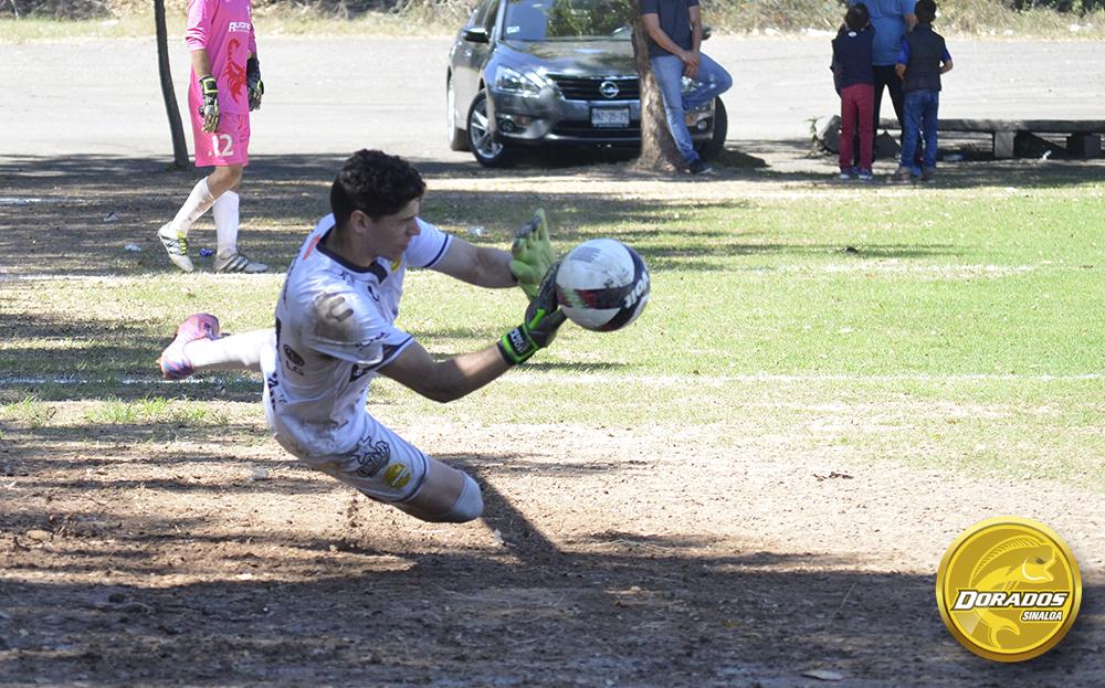 Segunda División | Dorados vs Alacranes Rojos