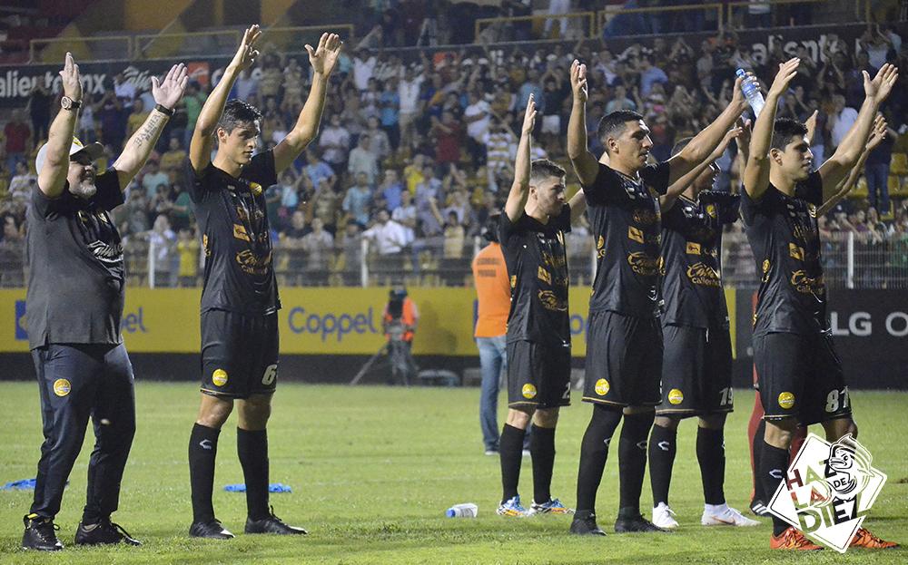 Dorados 4-1 Tapachula