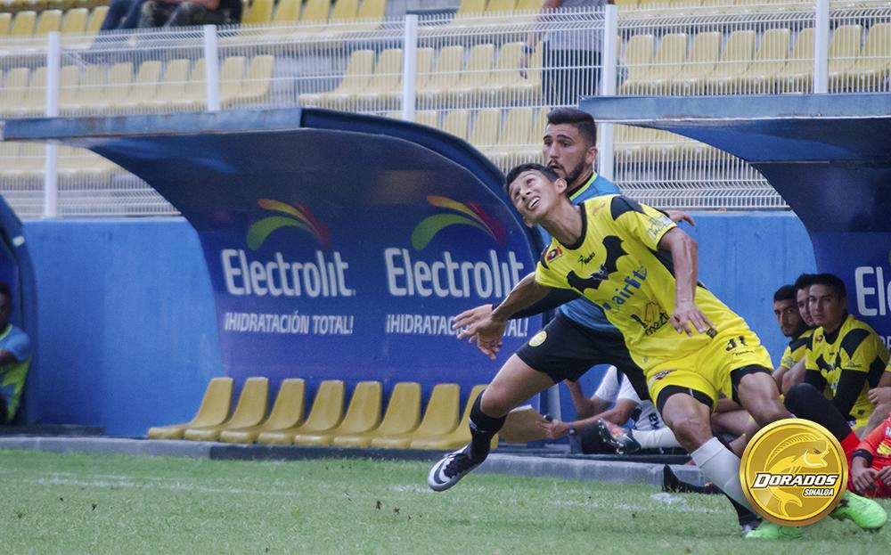 Amistoso | Dorados 0-0 Murciélagos