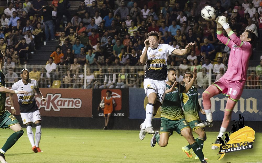 Dorados 1-1 Potros UAEM | Ida Cuartos de Final