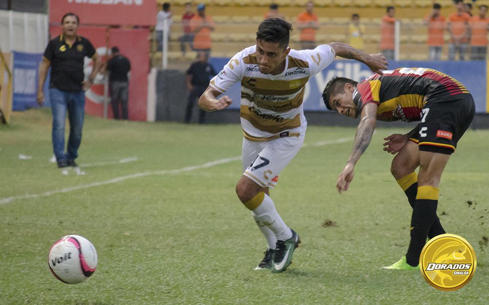 Dorados vs Leones Negros | COPA Corona MX J1
