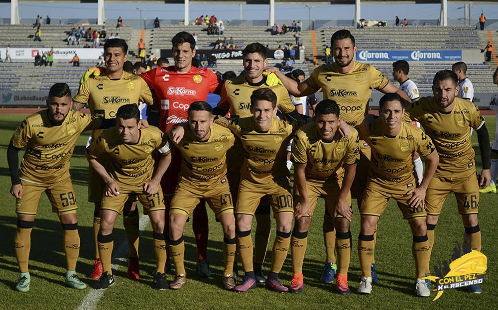 Lobos BUAP 1-2 Dorados | Fecha 3 ASCENSO MX