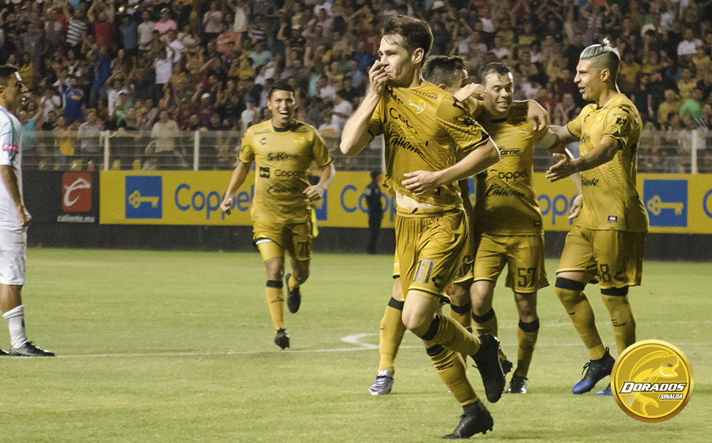 Dorados 4-0 Zacatepec | Vuelta Cuartos de Final