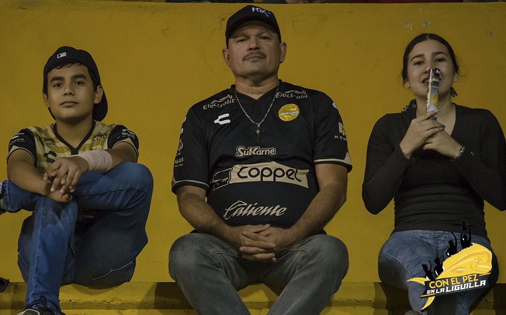 Familia Dorada vs Mineros