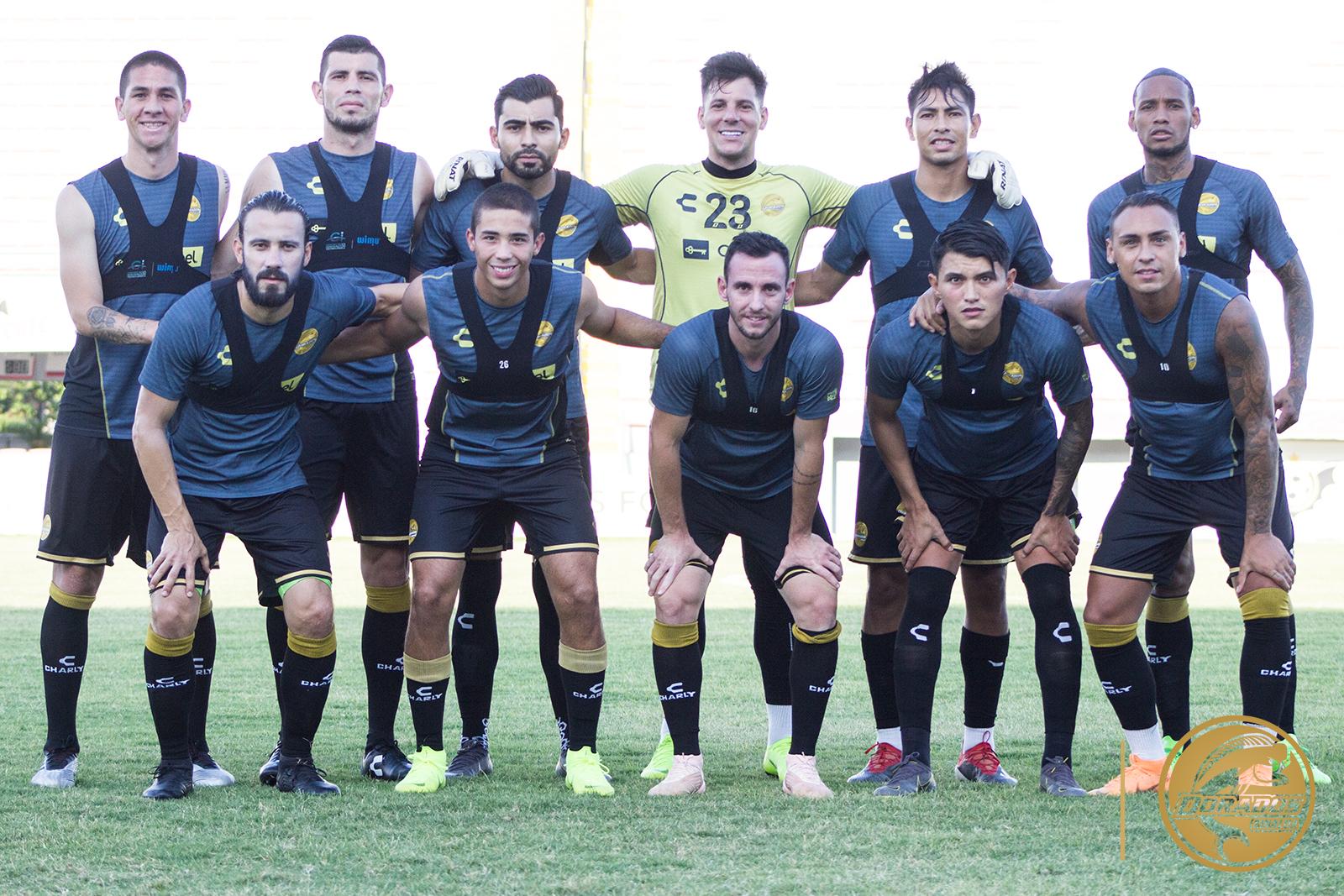 Amistoso | Dorados 2-1 Cimarrones