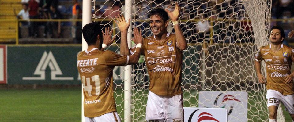 En el Apertura 2012, Dorados venció a Necaxa en las semifinales