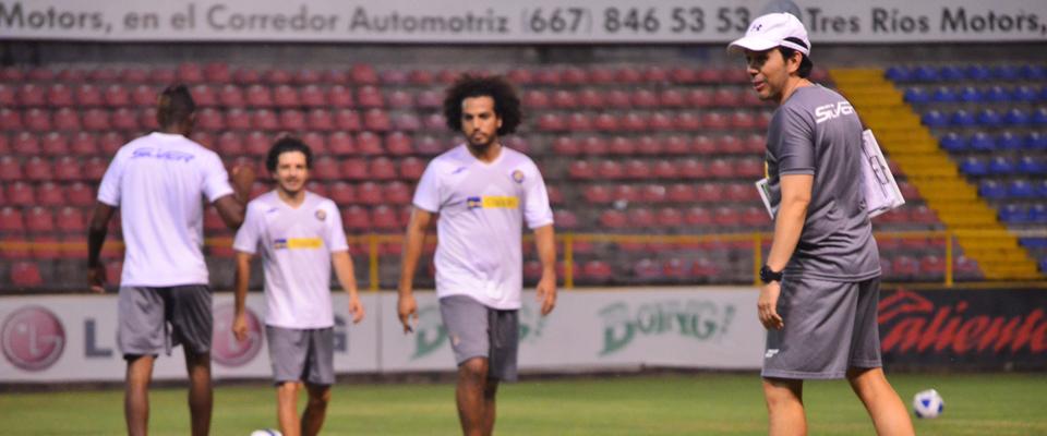 Joshua Ábrego ha participado en todos los minutos del torneo con el Club Dorados de Sinaloa