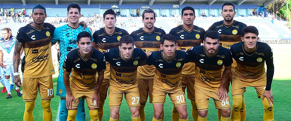 Dorados abre su participación en la Copa ante Veracruz