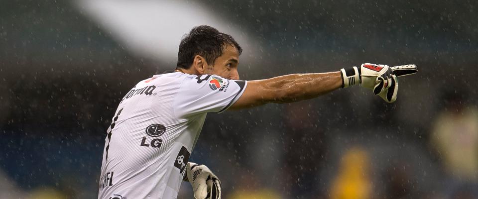 Michel colgó su segundo cero en el marco dentro del Apertura 2015