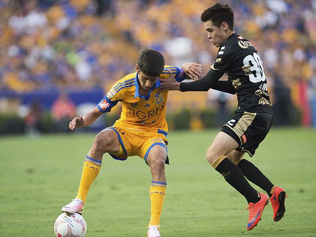 Jesús Angulo debutó en Primera División con Dorados.-
