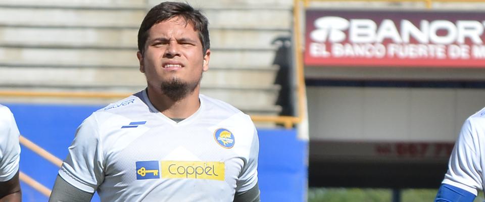 Jesús Dautt busca afianzarse en la titularidad para el arranque del Torneo Clausura 2015