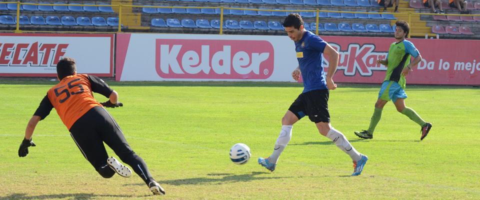 Segundo Castillo jugó su primer cotejo con la playera de Dorados de Sinaloa