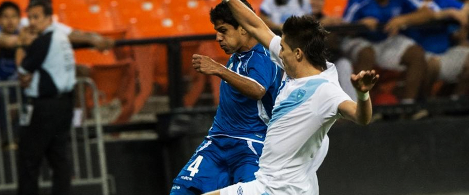 El próximo encuentro para Vásquez y Guatemala, será ante Belice en Dallas (Foto: AFP)