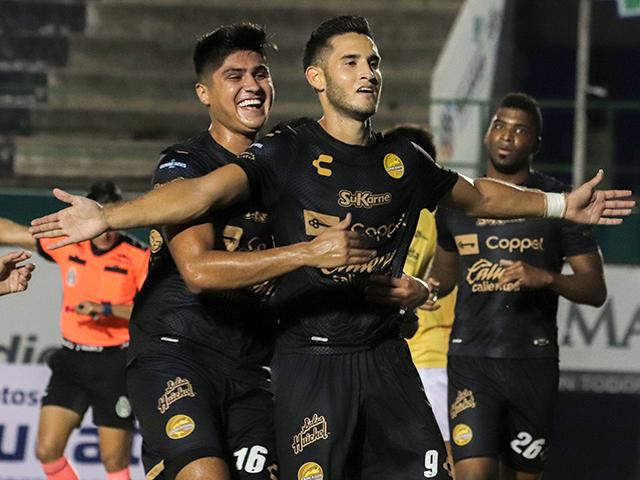 Daniel López anotó en el Carlos Iturralde
