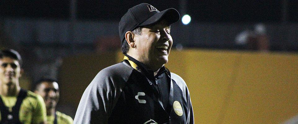 Fernando Arce habló del encuentro de esta noche