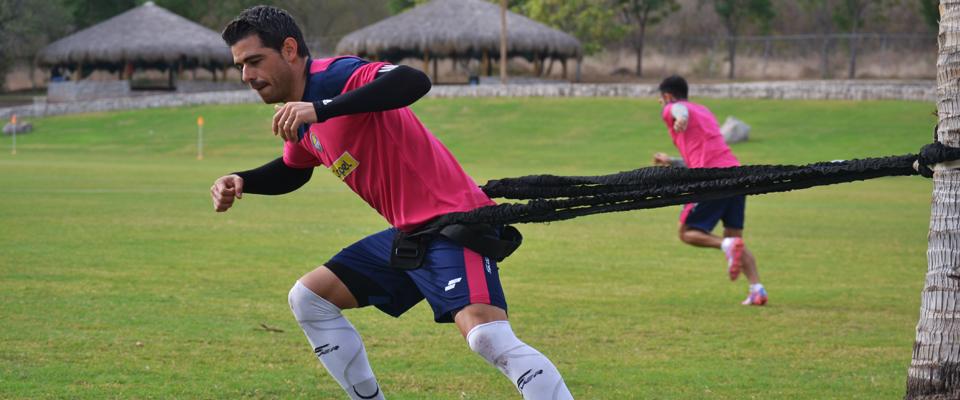 Rodrigo Prieto se destapó con doblete el pasado sábado ante San Luis