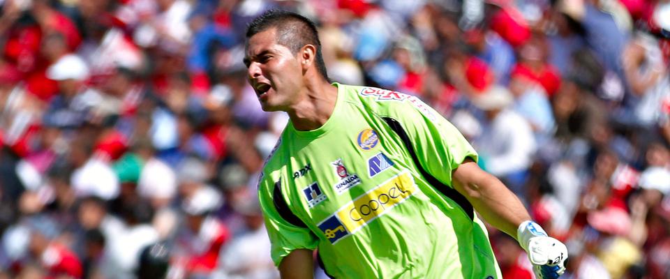 Frausto fue pieza clave en el Campeonato obtenido por Dorados en la Copa MX Ap2012