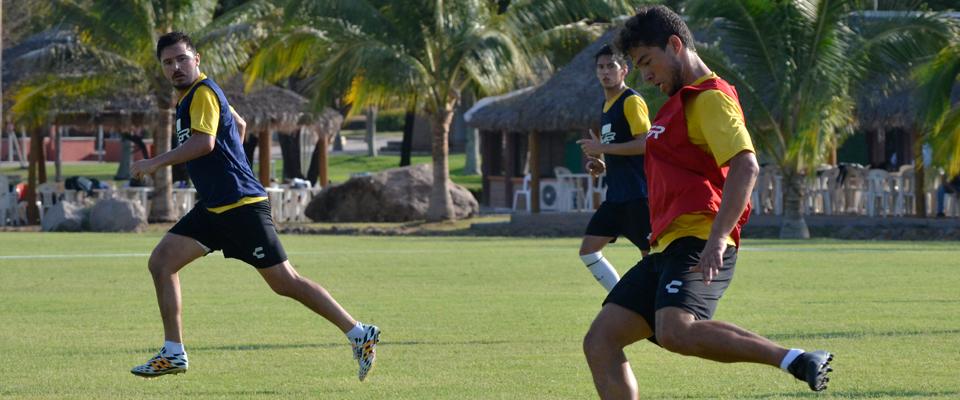Hernández marcó el quinto gol a favor de la causa dorada