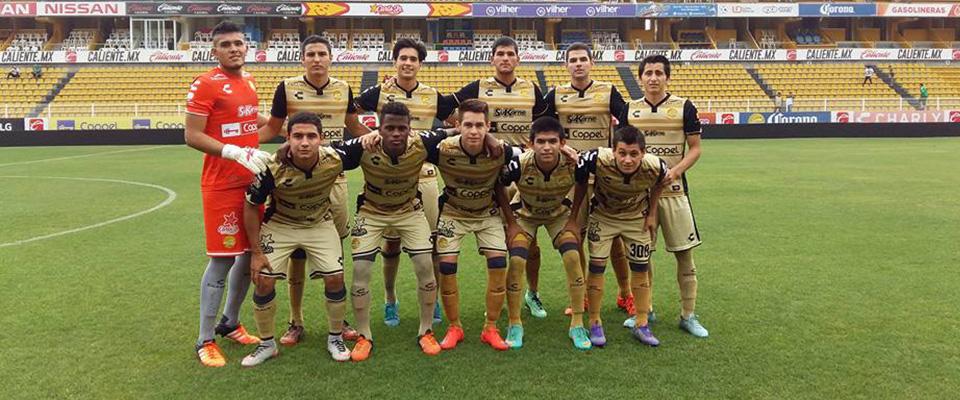 López, Coronel, Angulo y Rodríguez hicieron los tantos áureos