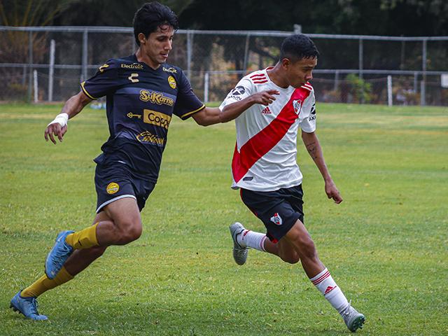 Rubén Salas anotó por el Gran Pez en Tonalá