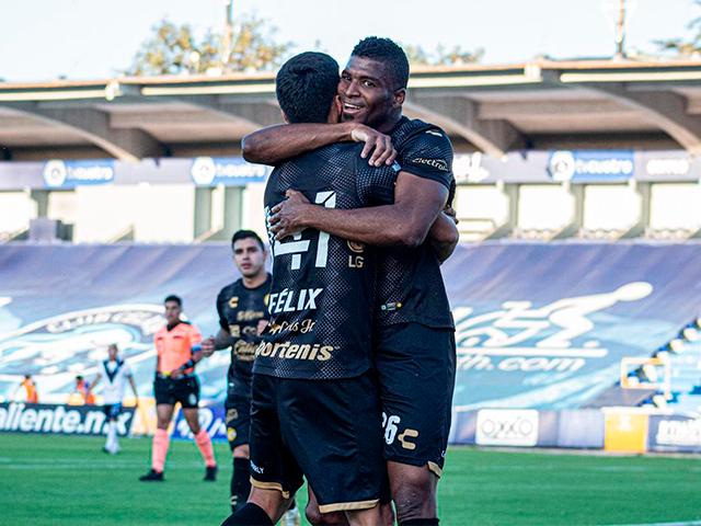 Zúñiga anotó por Dorados de Sinaloa