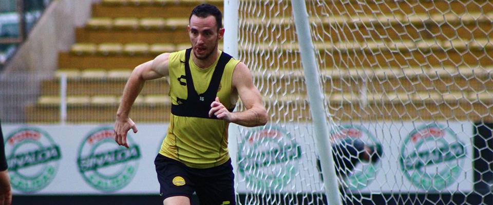 Fernando Elizari anotó su primer gol con Dorados ante Potros