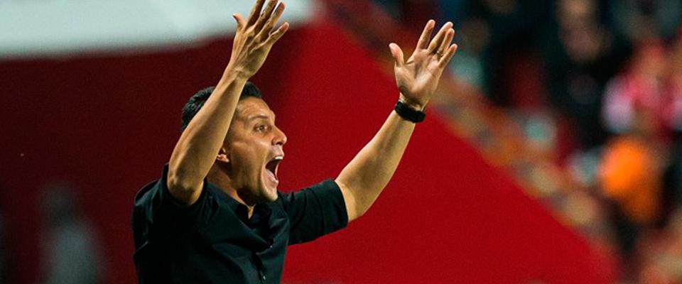 Ramírez trabajó junto a Miguel Herrera como Auxiliar Técnico